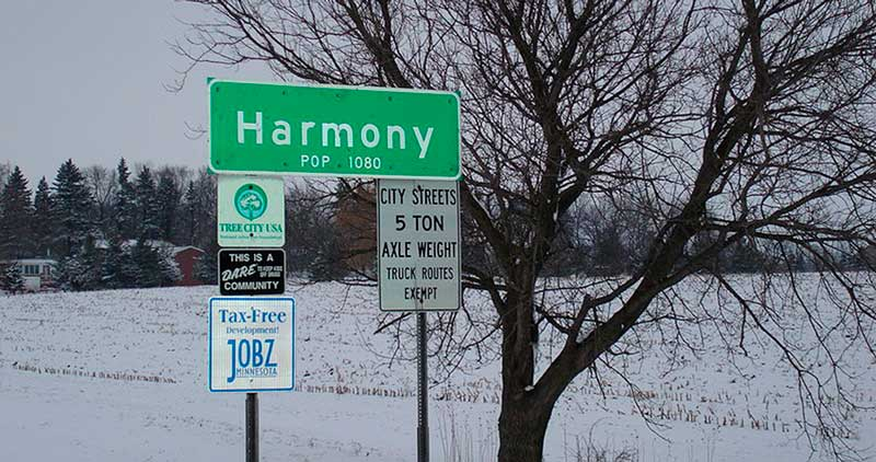 harmony-minnesota